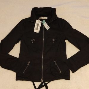 Monoreno Tobias Hooded Jacket